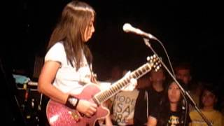 Shonen Knife - Goose Step Mama + Burning Farm (Live @ Dingwalls, London, 29/09/13)