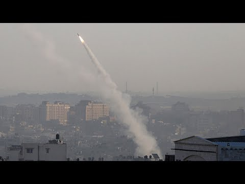 Islamic Jihad Bombs Israel After Killing Of Top Commander