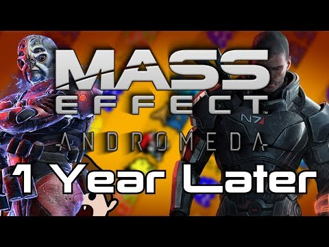 MASS EFFECT ANDROMEDA: One Year Later