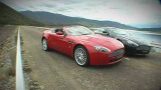 2009 Aston Martin V8 Vantage Coupe Videos