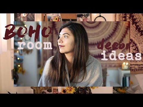 How To: Make Your Room Boho & Cozy! | Erica Canchola