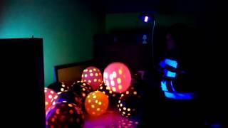 Balloons Печать на шарах. Дизайн