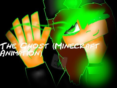 the-ghost-(minecraft-animation)
