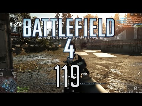 NOCHMAL WAFFENMEISTER ! - Battlefield 4 #119 [HD+] [Deutsch]