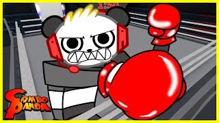 Roblox Ro-Boxing BOXING CHAMP Let's Play with Combo Panda