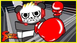 Roblox Ro-Boxing BOXE Champ Let's Play avec Combo Panda