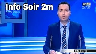 ???? Info Soir 2m Maroc aujourd'hui du Dimanche 02 Août 2020 | info soir 2m