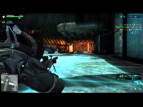 Ghost Recon Phantoms UY - Clan Match