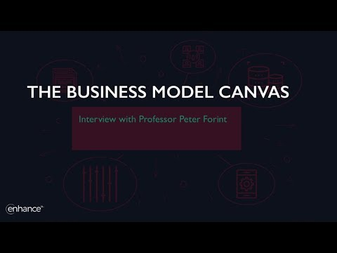 Sierra Leone: THE BUSINESS MODEL CANVAS (Interview with Professor & Business Advisor Peter Forint)