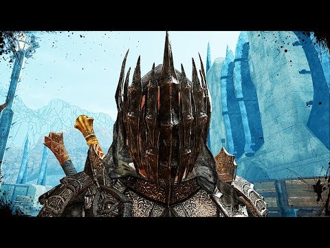 SHADOW OF WAR - NEW UNIQUE UNDYING SAVIOR & BETRAYALS BLOOD-HAND OVERLORD IN DESERT |