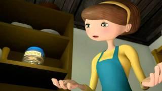 Die LASALLE-Show '11 - BA(Hons) Animation Art - Yasmine Cheng