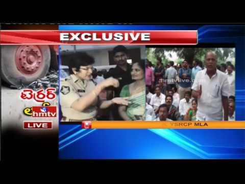 YCP MLA Narayana Responds on Clash Between SP & MLA at Ruia Hospital   HMTV