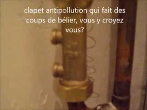 Anti pollution qui provoque des coups de b lier youtube - Anti coup de belier ...