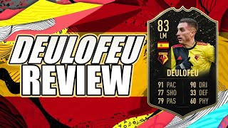 fIFA 20 - INFORM DEULOFEU (83) PLAYER REVIEW