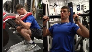 Full Body Workout | Machines Only