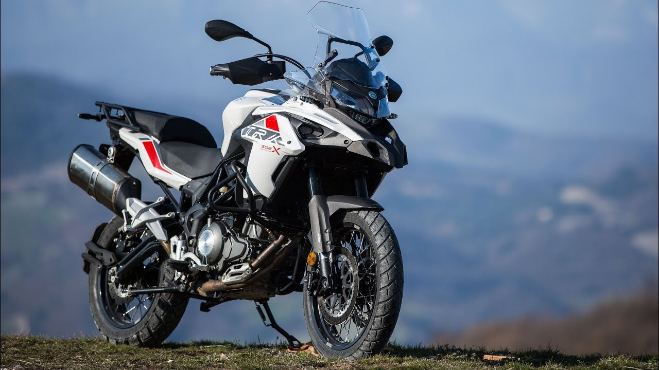 2019 Benelli TRK 502x