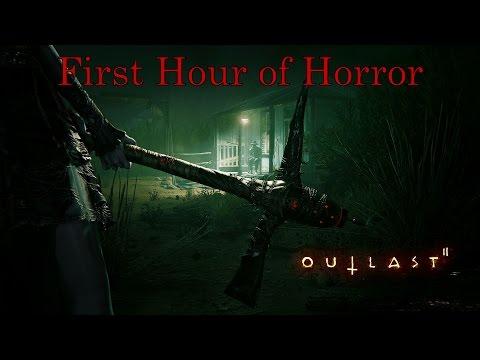 Outlast 2 - Walkthrough Part 1: First Hour of Horror Gameplay [PS4, Full 1080p HD]