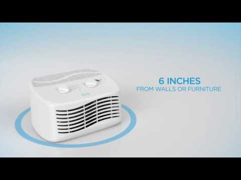 Febreze White Tabletop Air Purifier- Getting Started