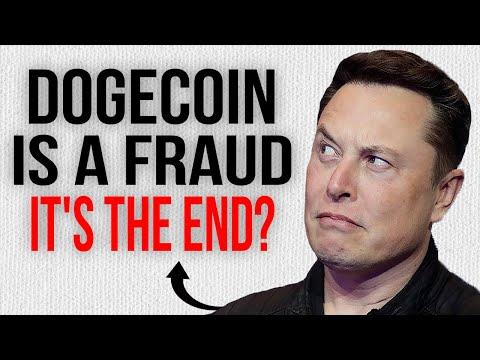 Elon Musk Says DOGECOIN  Huge Burn - Should You Buy? DOGE Will Crash!?