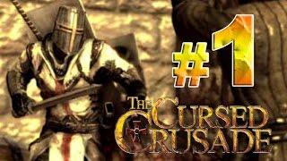 The Cursed Crusade -  Una tarde de invierno - en dificultad Templario y español - Parte 1