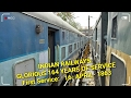 INDIAN RAILWAYS 164th BIRTHDAY SPECIAL: MUSICAL ACTION OF WAP series of Locomotive Of IR!!