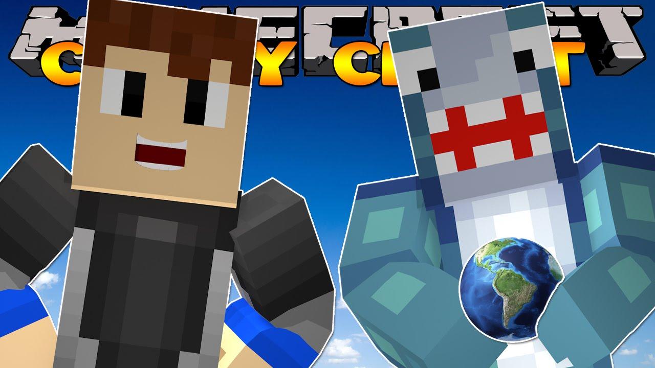 Minecraft crazy craft prank wars with the atlantic craft for The atlantic craft minecraft