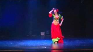 Turkish Gypsy Dance - Roman Havası  - Eilat Festival 2011 - Sophie Armoza