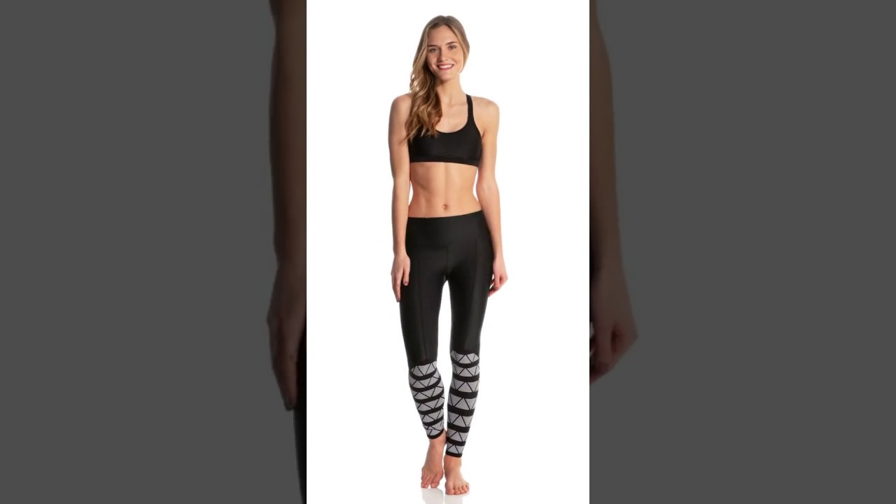 246e49db9b Seea Maidu Calafia Legging | SwimOutlet.com - YouTube