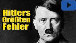 10 Wege, wie Hitler den 2.Weltkrieg hätte gewinnen können -BrosTV