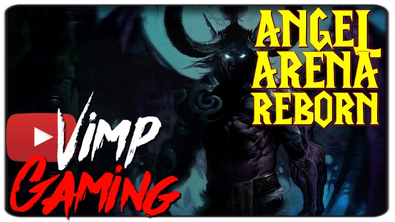 Warcraft 3 | Angel Arena Eclipse Reborn | Lord of the Arena