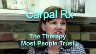 Acupuncture for carpal tunnel