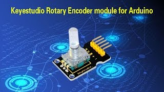 ks0013 keyestudio Rotary Encoder module for Arduino