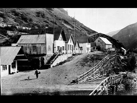 Gold Trails and Ghost Towns: Telegraph Creek
