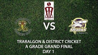 Traralgon & District Cricket Association A Grade Grand Final - Day 1 thumbnail