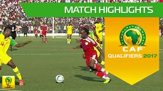 Liberia vs Togo | Africa Cup of Nations Qualifiers 2017