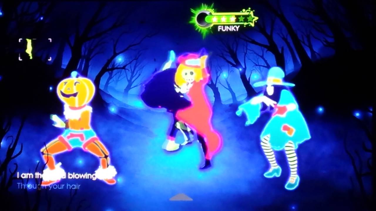 just dance 3 this is halloween 5 stars youtube - Just Dance 3 Halloween
