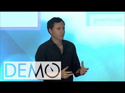 DEMO Traction Boston: Greenhouse Software on-stage presentation