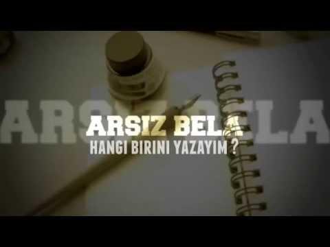 Arsız Bela   Hangi Birini Yazayım 2014 Kalpsiz Beat