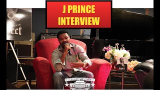 J Prince talks to: TI, Killer Mike, Trae The Truth, Lil Duval, & Cory Mo at Tree Sound Studios