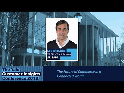 Lee McCabe, Alibaba: The Future of Commerce in a Connected World