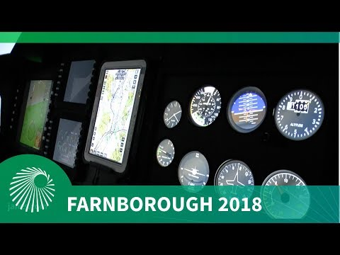 Farnborough 2018: Inzpire's Targeted Fidelity Simulator (TFS)