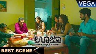 Avinash Playing Spirit Game    Ouija Movie Scene    Bharat, Shraddha Das, Gayathri Iyer