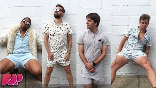 What's All This About MAN ROMPERS?!