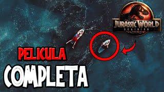 Jurassic world 3 pelicula completa en español