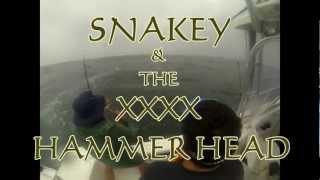 Snakey and the XXXX Hammer head