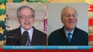 """The Dershow: """"One-on-One with Trump's Lawyer David Schoen"""" (February 19, 2021)"""