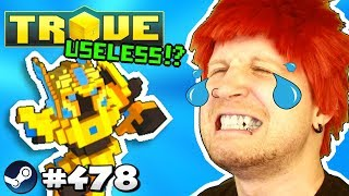ECLIPSE IS GOING TO MAKE NEON NINJA USELESS!? ✪ Scythe Plays Trove Steam #478