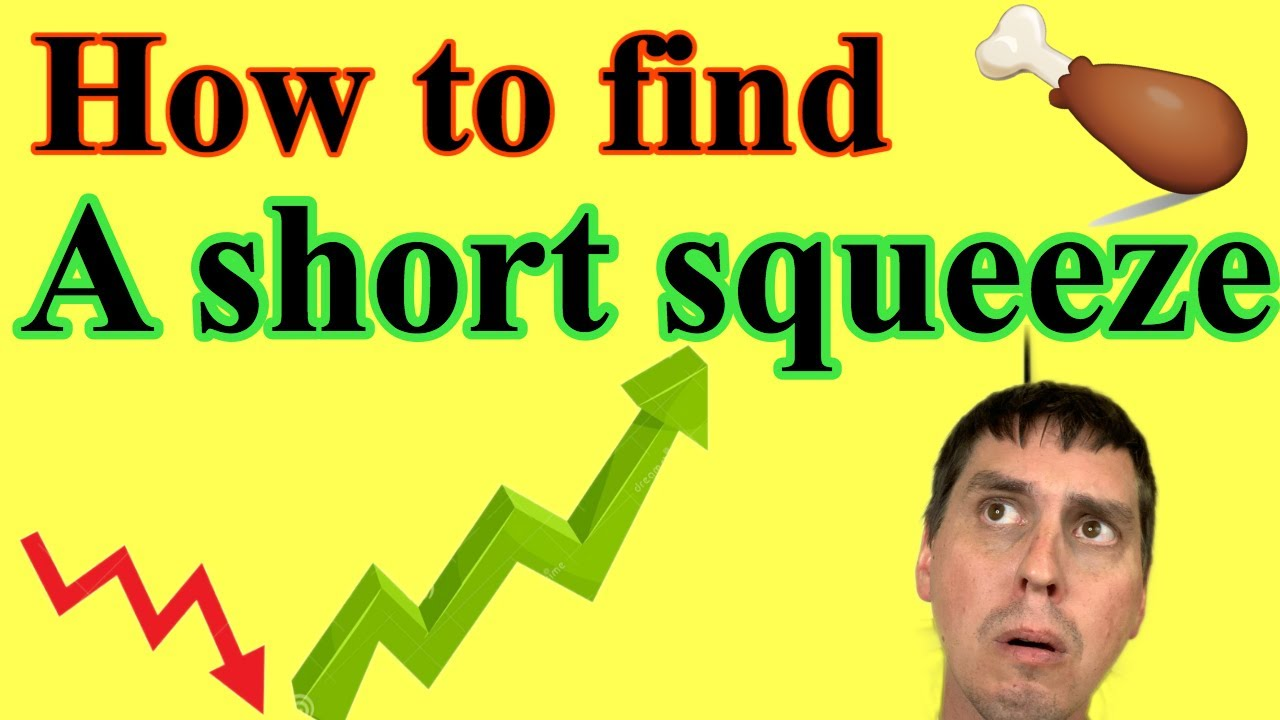 How to find a short squeeze - YouTube