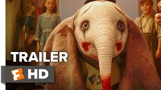 Dumbo Movie Trailer