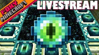 Livestream | FINDING THE END PORTAL | Minecraft Bedrock Edition Let's Play